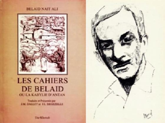 Un pionnier de la littérature amazighe