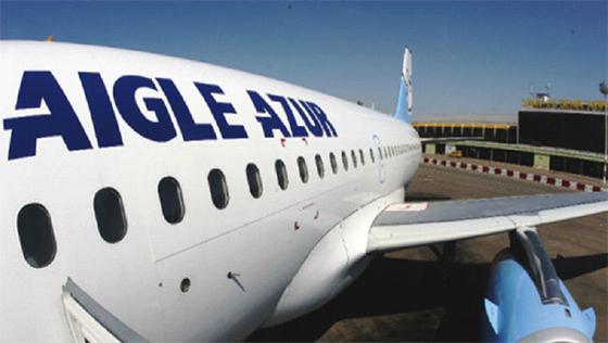 Grève des employés d'Aigle Azur à l'aéroport d'Alger