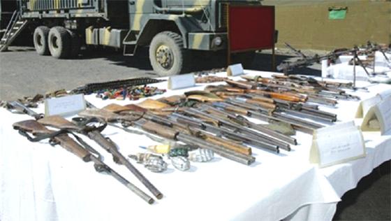 Des fusils à pompe en vente à Bitam