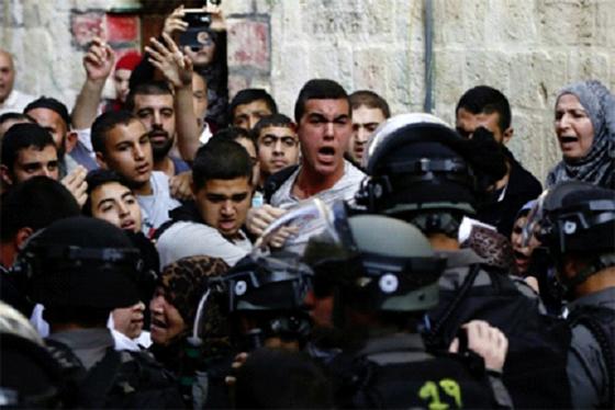 L'armée d'occupation provoque une escalade dangereuse avec le Hamas