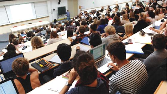 99 000 nouvelles places pédagogiques et 55 000 lits prévus