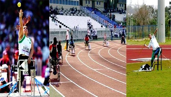 1re journée : 15 médailles  dont 7 en or pour l'Algérie