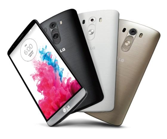 LG Algérie lance le G3
