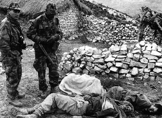 Genèse d'un massacre prémédité