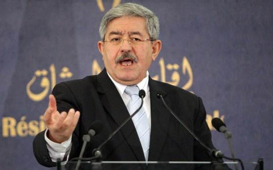 Ouyahia : «Mehenni est un mercenaire»