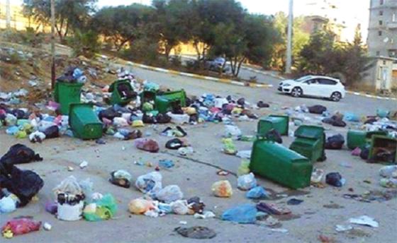 La santé publique menacée à El-Bouni