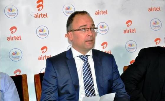 Tom Gutjahr nouveau directeur général de Djezzy
