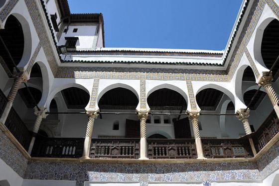Journée d'étude sur le patrimoine et le tissu urbain