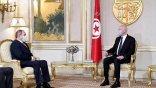 Sabri Boukadoum en visite officielle à Tunis