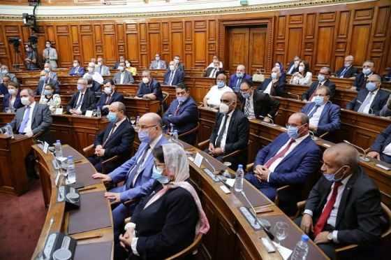 Conseil de la nation: La nouvelle Constitution adoptée