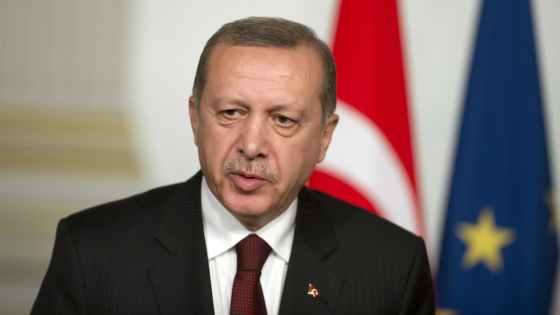 Erdogan prévient Macron «Vous n'avez pas fini d'avoir des ennuis avec moi»