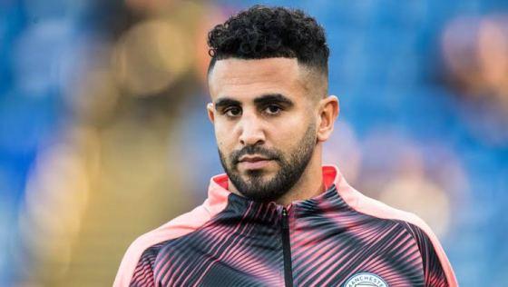 Riyad Mahrez testé positif au COVID-19