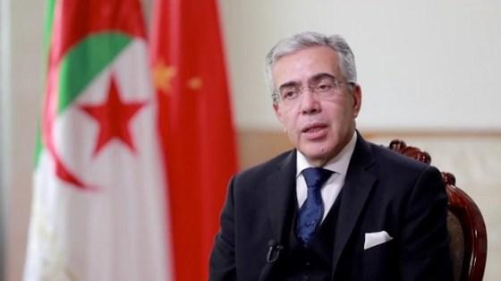 L'ambassadeur d'Algérie en Chine:  La rigueur chinoise est un modèle à suivre