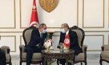 Sabri Boukadoum en visite de travail à Tunis