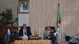 Le directeur de la coopération militaire russe à Alger