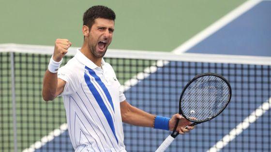 Tennis: Djokovic toujours numéro 1 mondial