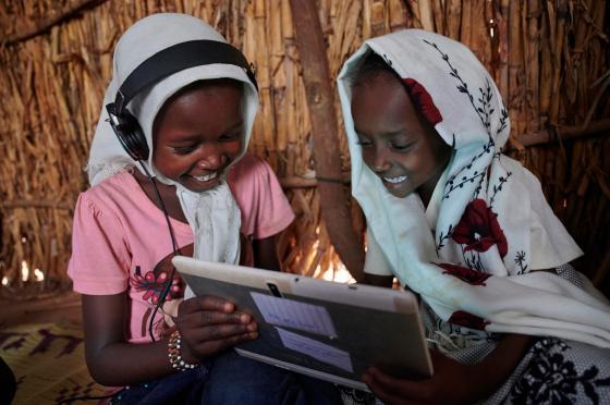 Ericsson et l'UNICEF s'associent pour élaborer « une carte mondiale des écoles connectées »
