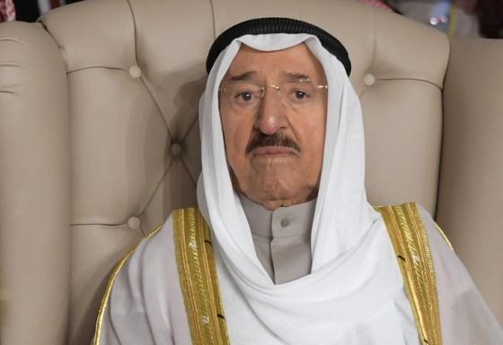 Décès de l'émir du Koweït cheikh Sabah al-Ahmad al-Sabah