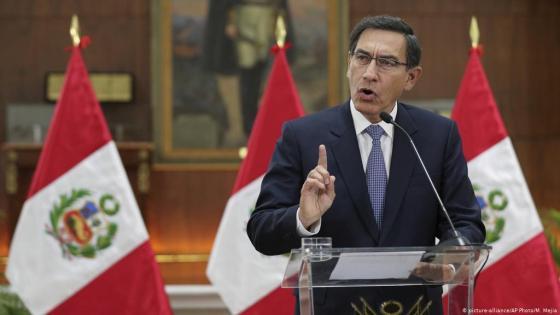 Pérou: les députés contre la destitution de Vizcarra
