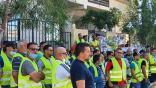 Béjaïa: Marche de soutien aux travailleurs de Numilog