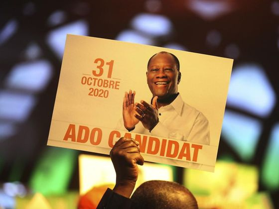 44 candidats en lice pour la présidentielle ivoirienne
