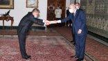 Tebboune reçoit les lettres de créances de plusieurs ambassadeurs