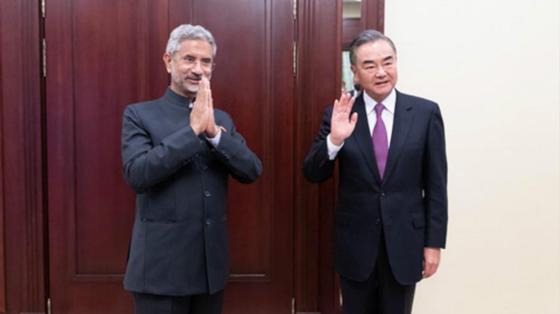 Pékin et New Delhi arrivent à un compromis sur le tracé des frontières