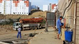 Trois ouvriers chinois tués suite à la chute d'une grue à Mostaganem