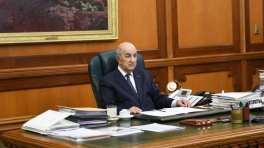Le président Tebboune hospitalisé à Ain Naadja