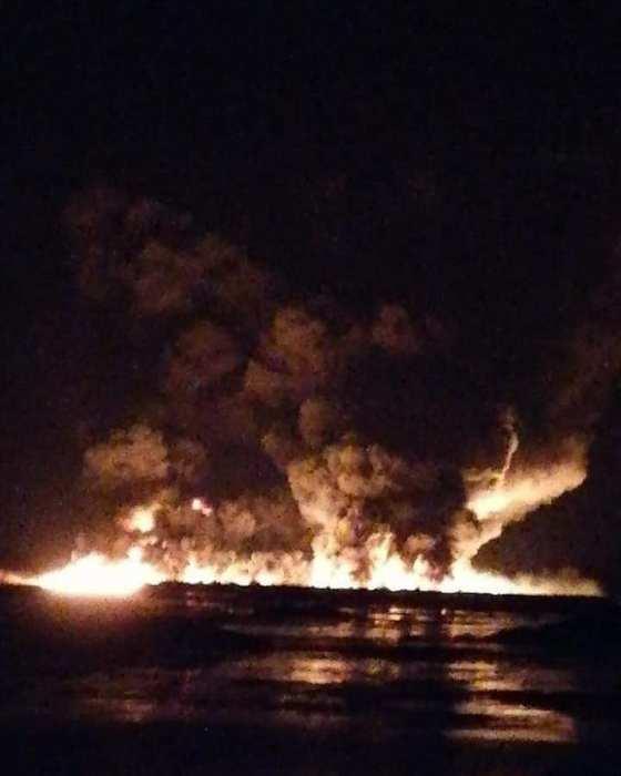 Incendie à l'oléoduc OK1 à El Oued : les explications de SONATRACH