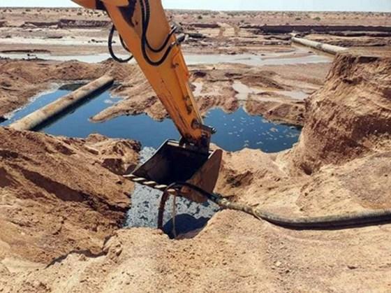 Fuites de l'oléoduc OK1 à El Oued,Sonatrach s'explique
