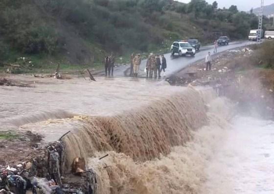 Trois  personnes mortes emportées par des crues à Tébessa et Batna