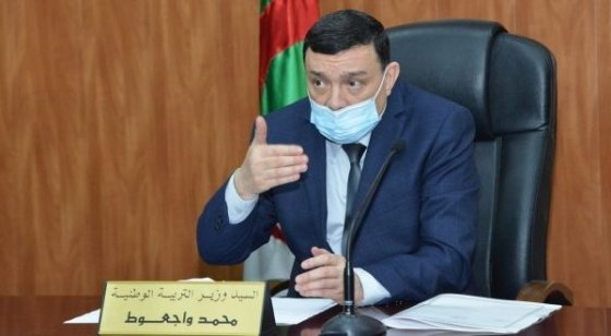 Protocole sanitaire et examen du BEM : Ouadjaout rassure