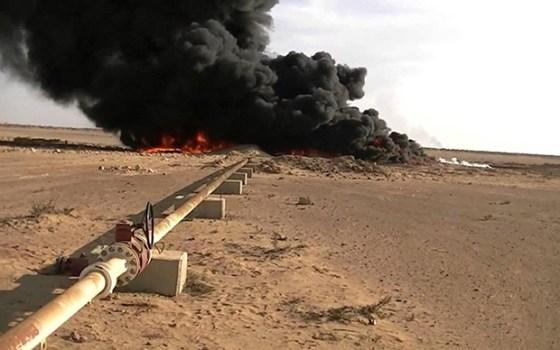 Fuites de l'oléoduc OK1 : plusieurs mesures prises par Sonatrach