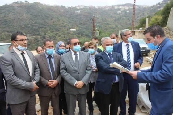 Brahim Merrad :  « La lutte contre les zones d'ombre est l'une des priorités de l'Etat »