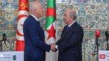 Crise libyenne: Tebboune s'entretient au téléphone avec Kais Saied