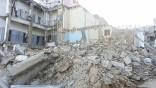 Annaba : effondrement d'un immeuble à la Place d'armes