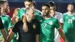 Belmadi : «je suis satisfait du rendement de mes joueurs»