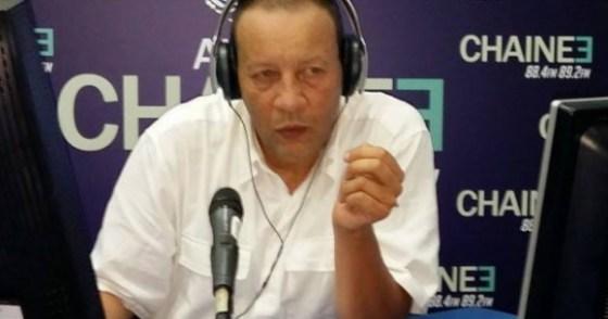 """""""Can"""", l'animateur de la radio chaîne 3 n'est plus"""