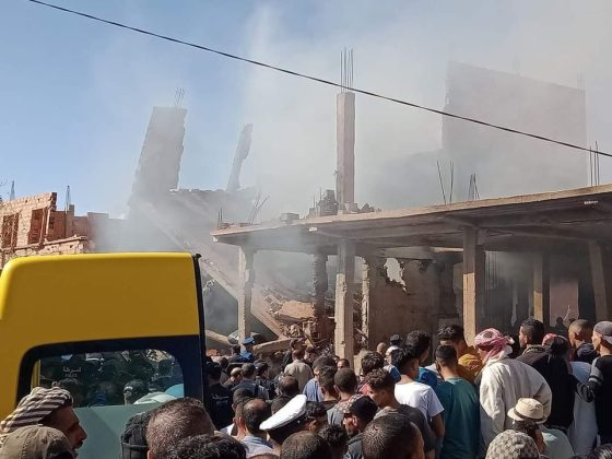 Explosion de gaz à El Bayadh: 8 personnes placées en détention