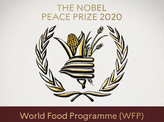 Le prix Nobel de la paix au Programme alimentaire mondial