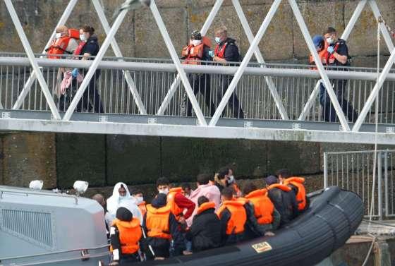 Londres veut renvoyer plus de migrants « illégaux »