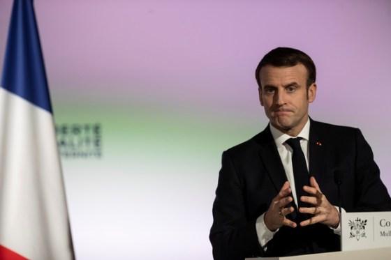 Propos de Macron sur l'islam :des partis appellent à une réaction officielle