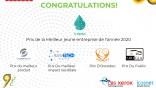 Injaz El Djazair dévoile les lauréats de la 9e compétition des jeunes entrepreneurs