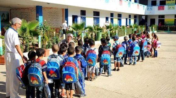 La rentrée scolaire fixée au 21 octobre