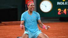 Roland-Garros: Nadal décroche son 13e titre parisien