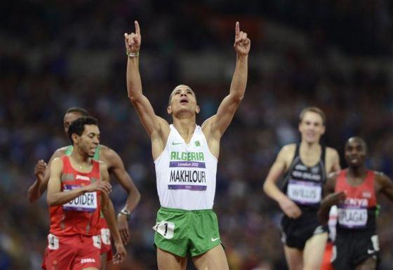 Taoufik Makhloufi : «je suis un athlète propre»