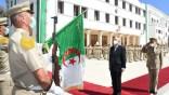 Tebboune en visite au siège du MDN