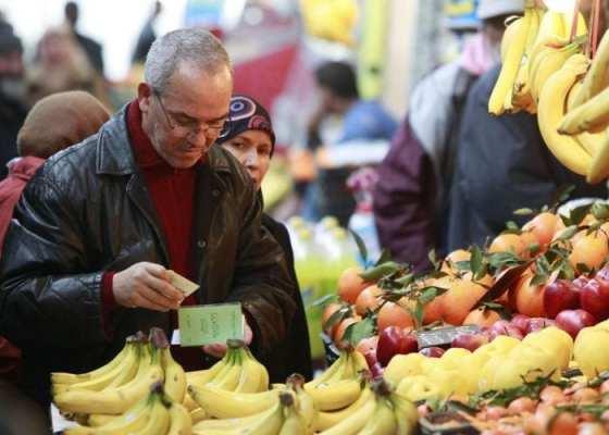 Inflation: le taux annuel stable à 2%