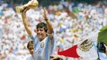 Décès de la légende du football Diego Maradona